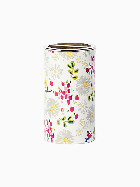 dahlia toothbrush holder by kate spade new york