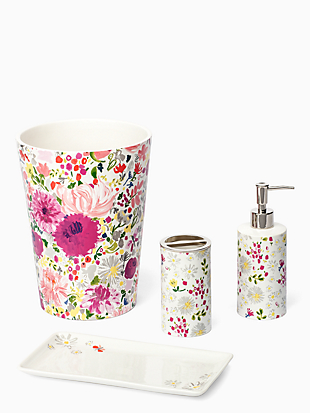 dahlia toothbrush holder by kate spade new york hover view