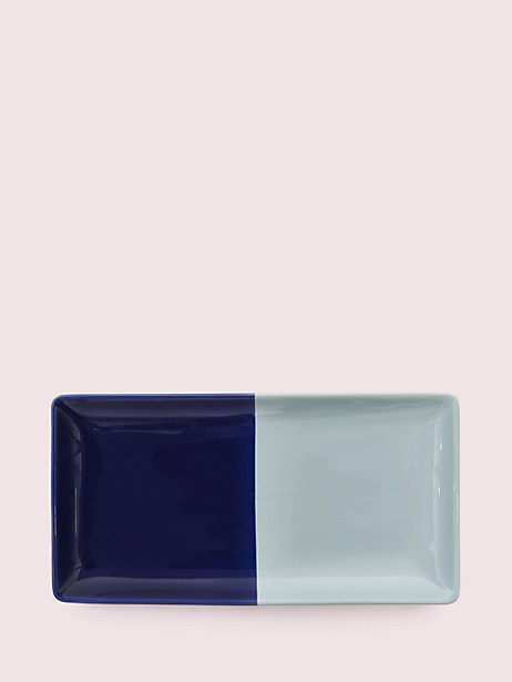 half dot bath tray by kate spade new york