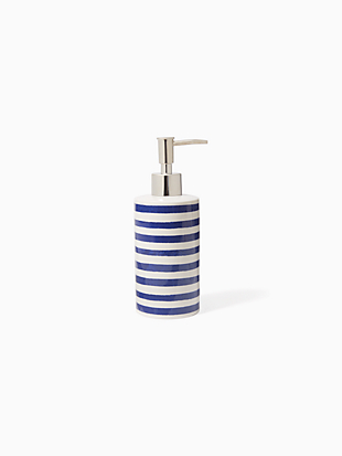 charlotte street lotion dispenser by kate spade new york non-hover view