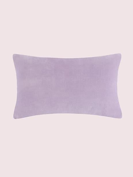 velvet reversible decorative pillow by kate spade new york