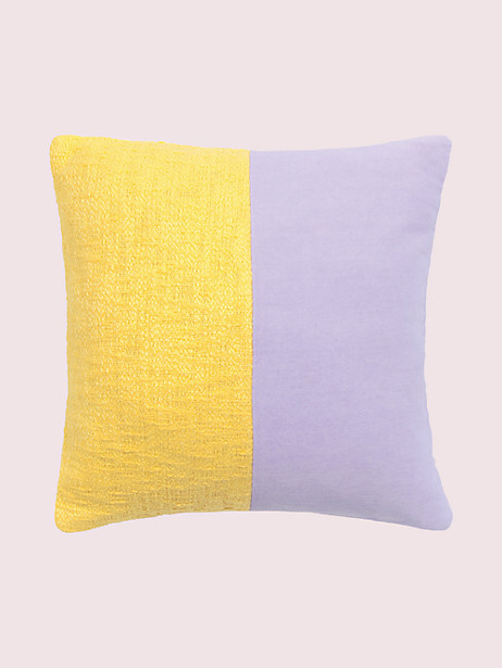split texture decorative pillow by kate spade new york
