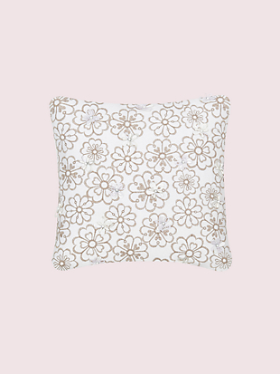 heart garden decorative pillow by kate spade new york non-hover view