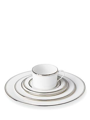 library lane platinum five-piece place setting by kate spade new york non-hover view