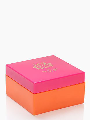 live colorfully body cream by kate spade new york hover view