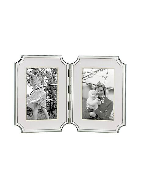 sullivan street 4x6 hinged double frame by kate spade new york