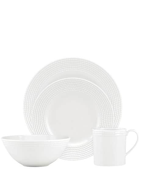 wickford four-piece place setting by kate spade new york