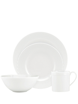 wickford four-piece place setting by kate spade new york non-hover view