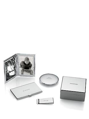 silver street let's do lunch card holder by kate spade new york hover view