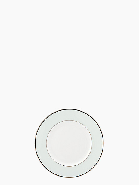 parker place accent plate by kate spade new york