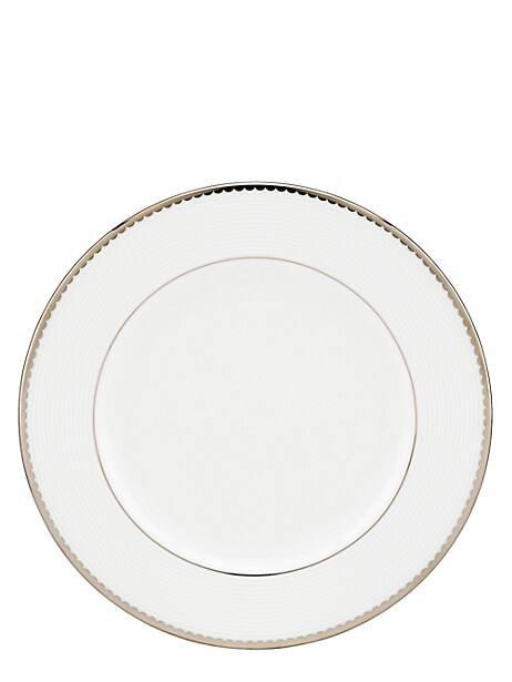 Sugar Pointe Salad Plate by kate spade new york
