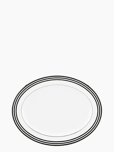 "parker place 16"" oval platter by kate spade new york"