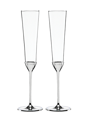 take the cake toasting flute pair by kate spade new york non-hover view