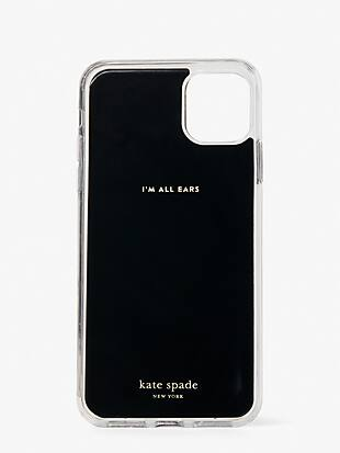 sequin iphone 11 pro max case by kate spade new york hover view