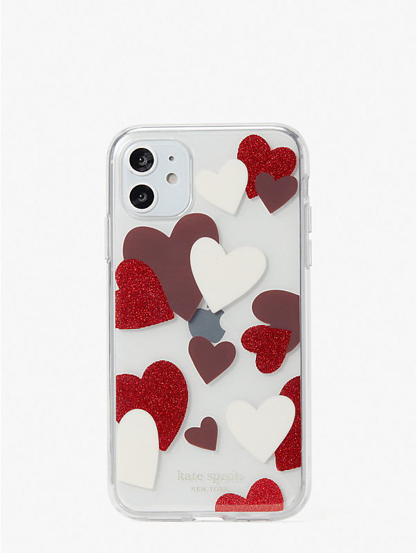 celebration hearts iphone 11 case, , rr_large