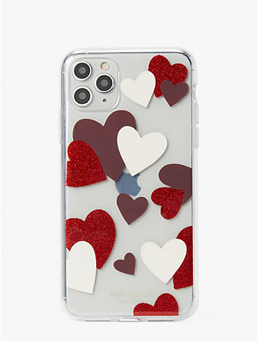 celebration hearts iphone 11 pro max case, , rr_productgrid