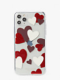 celebration hearts iphone 11 pro max case, , s7productThumbnail