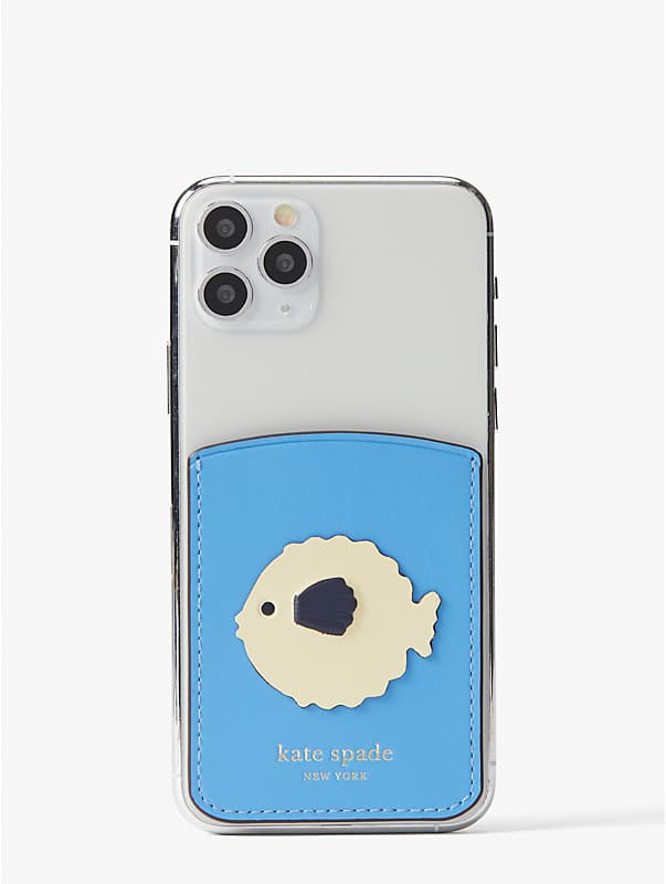 puffer fish sticker pocket, , rr_large