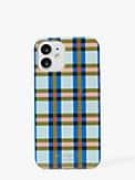 plaid iphone 12 mini case, , s7productThumbnail