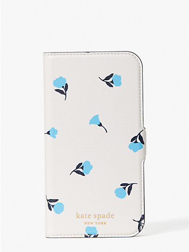dainty bloom iphone 12/12 pro magnetic wrap folio case , , rr_productgrid