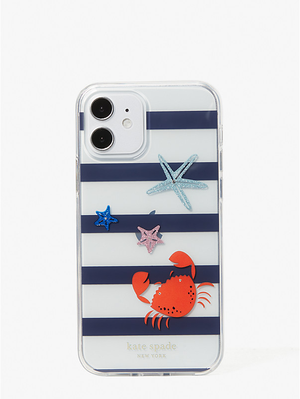 jeweled sandcastle iphone 12/12 pro case, , rr_large