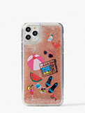 pool party liquid glitter iphone 11 pro max case, , s7productThumbnail