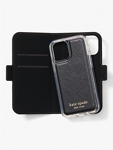 spencer iphone 12 mini magnetic wrap folio, , rr_productgrid