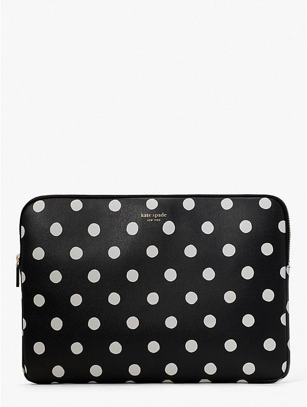 sunshine dot laptop sleeve, , rr_large