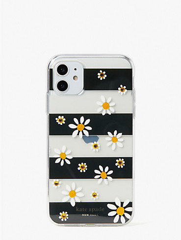 jeweled daisy dots iphone 11 case, , rr_productgrid