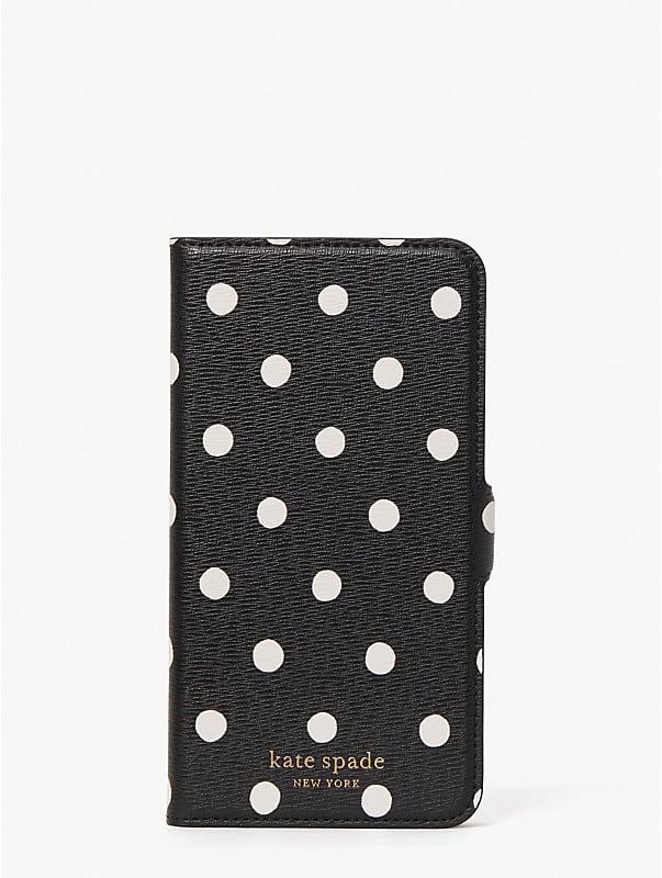 sunshine dot iphone 12/12 pro magnetic wrap folio case, , rr_large