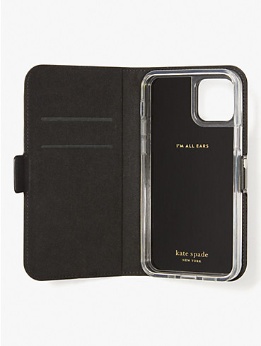 spencer sunshine dot iphone 11 pro max magnetic wrap folio case, , rr_productgrid