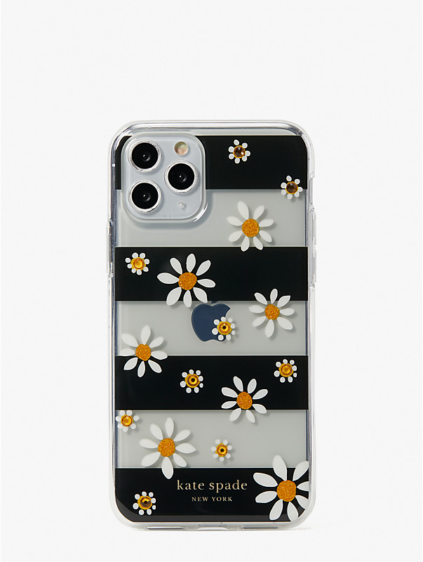 jeweled daisy dots iphone 11 pro case, , rr_large