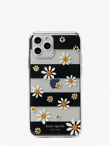 jeweled daisy dots iphone 11 pro case, , rr_productgrid