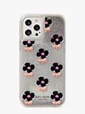 block floral iphone 12 pro max case, , s7productThumbnail