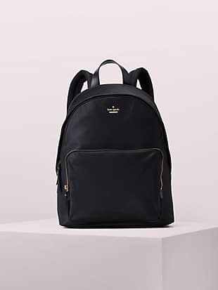 "15"" nylon tech backpack by kate spade new york non-hover view"