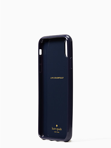 glitter petite posy iphone x max case, , rr_productgrid