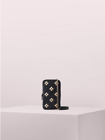 margaux enamel spade north south phone crossbody, , rr_productgrid
