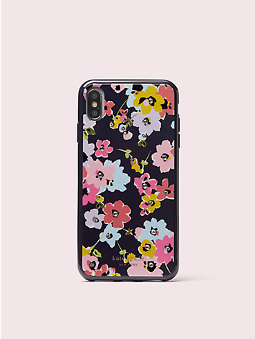 jeweled wildflower bouquet iphone xs max case, , rr_productgrid