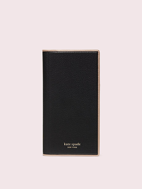sam iphone xs max wrap folio case by kate spade new york