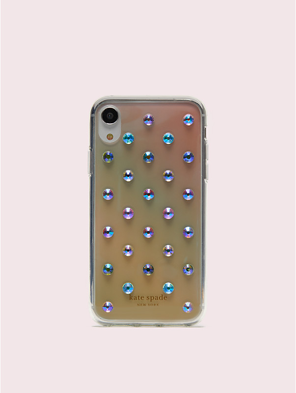 ombre lia dot iphone xr case, , rr_large