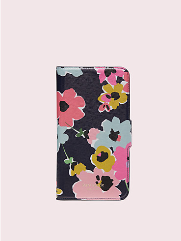 wildflower bouquet iphone xr folio case, , rr_productgrid