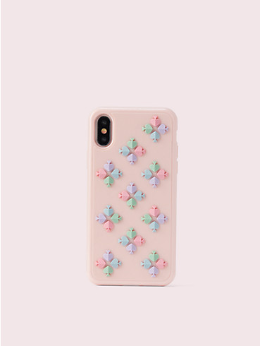 spade flower iphone x & xs case, , rr_productgrid