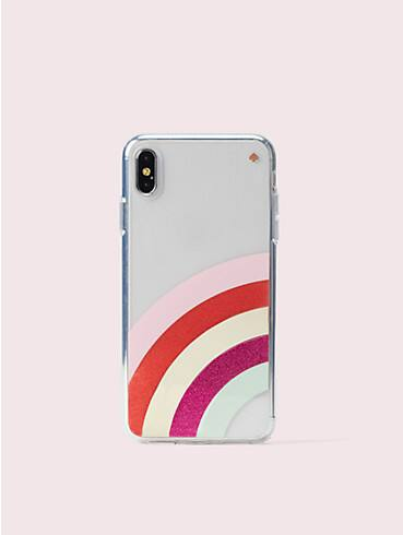 glitter rainbow iphone xs max case , , rr_productgrid