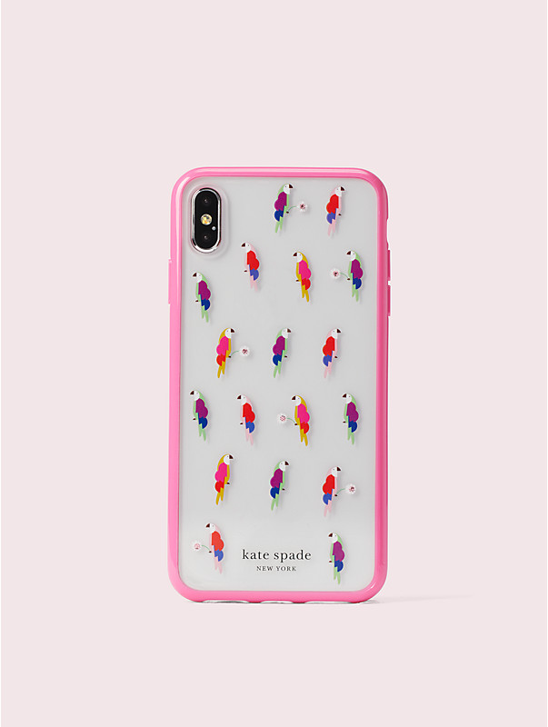 jeweled flock party iphone xs max case , , rr_large