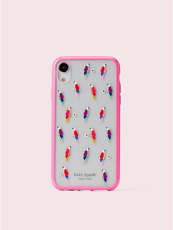 jeweled flock party iphone xr case , , rr_large