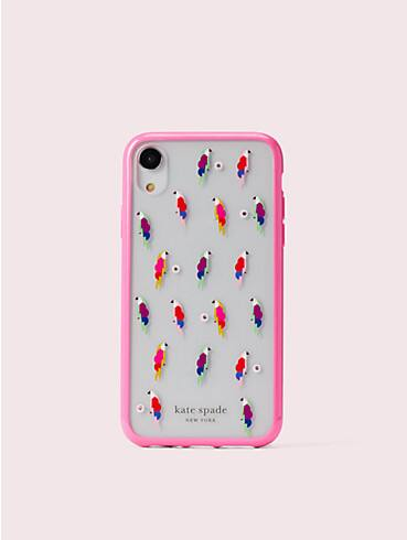 jeweled flock party iphone xr case , , rr_productgrid