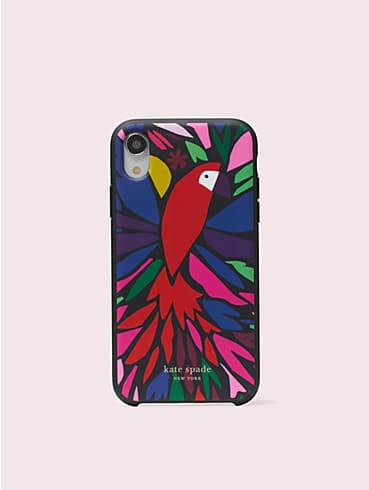 papercut parrot iphone xr case , , rr_productgrid
