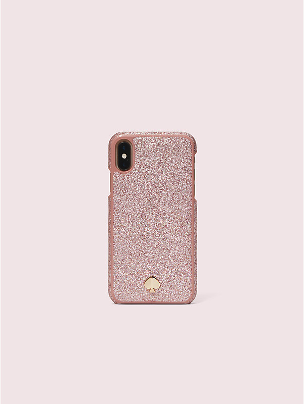 glitter inlay iphone xr case, , rr_large
