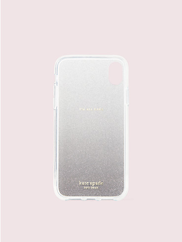 glitter ombré iphone xr case, , rr_productgrid