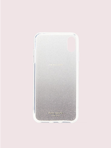 glitter ombré iphone xs max case, , rr_productgrid